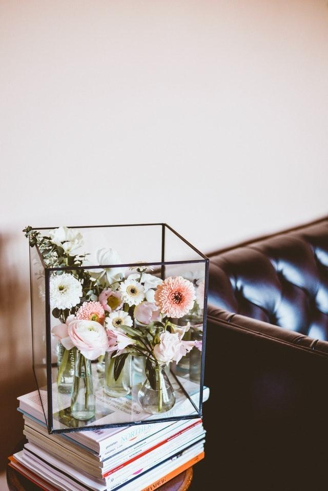 Blumenmix Pastell